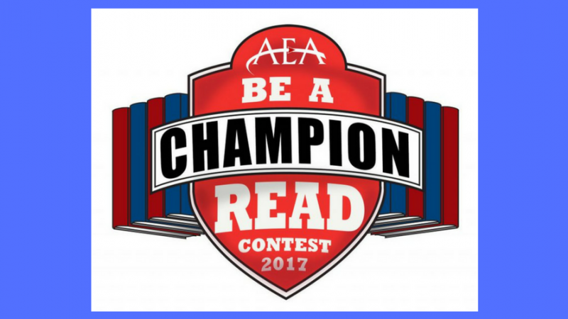 Be a Champion Read Contest